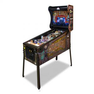 houdini-pinball-machine